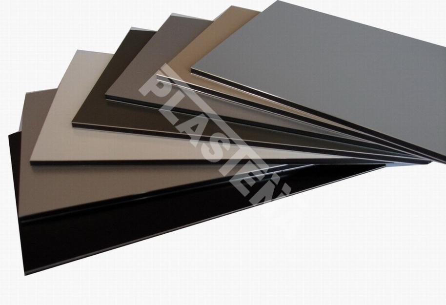 White Aluminum Composite Panel : Aluminium composite panels