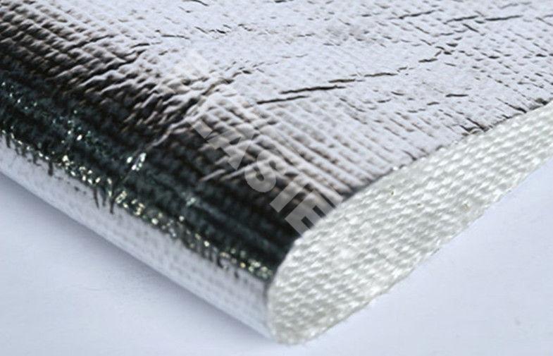 Plastena.lv - Glass-fibre fabric coated with aluminium film